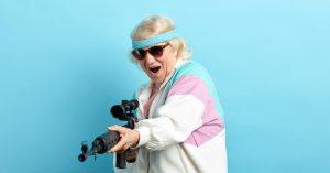 Granny Get Your Gun