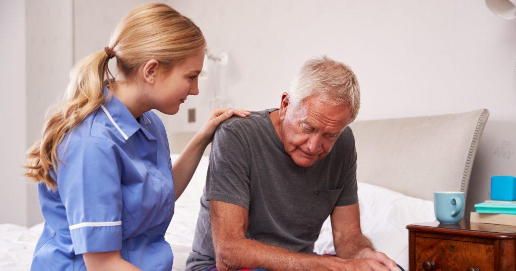 Depression in Seniors and Caregivers